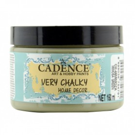 Pintura Tiza Very Chalky Cadence Mimosa Green 150ml.
