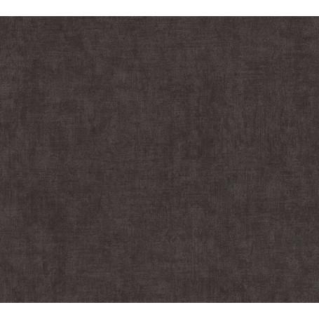 Papel Empapelar New Walls Colección Cosy & Relax Fondo Negro Jaspeado. (medidas 10,05x0,53m)