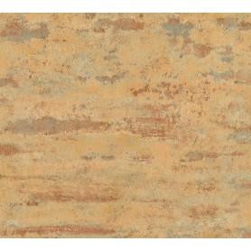 Rollo Papel Empapelar Colección Tibo Textura Oxido Amarillo (10,05x0,53m)