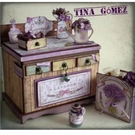 Kit Cómoda Antigua, El Baul de Tina