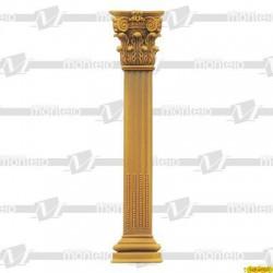 Columna Pequeña (1) 46X9 Cm