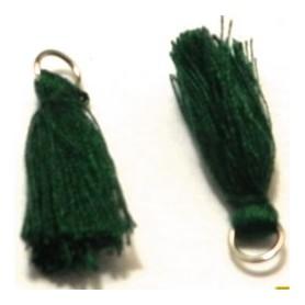 Borlón Verde oscuro, 28mm