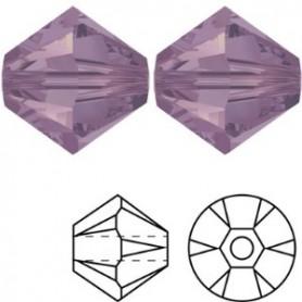 Tupi Cristal de Swarovski Clicamen Opal 4mm