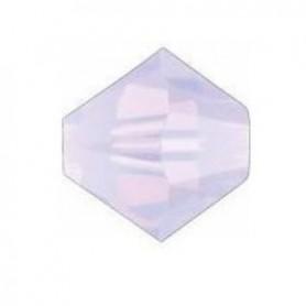 Tupi 4mm Swarovski Violet Opal
