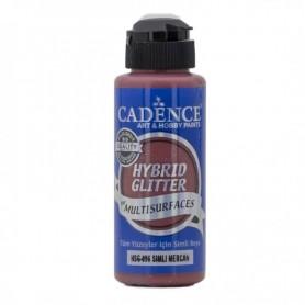 Hybrid Glitter Coral 120ml