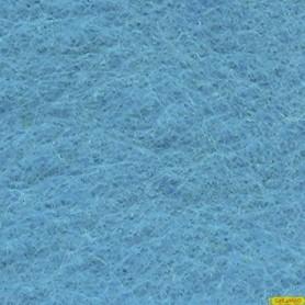 Fieltro Azul Cielo 3mm 45x30cm
