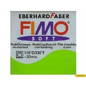 FIMO SOFT VERDE LIMA N  50