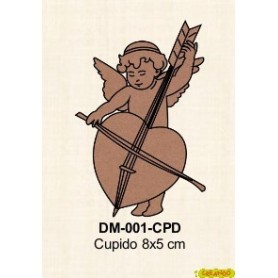 SILUETA CUPIDO 8x58x5CM