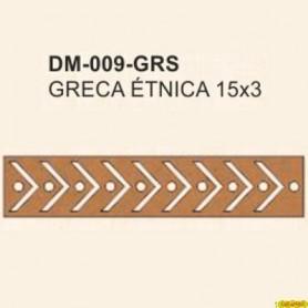 GRECA ETNICA 15x3CM