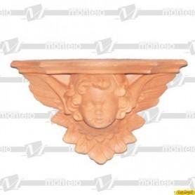 Ménsula Cara Angel 27X17X12 Cm