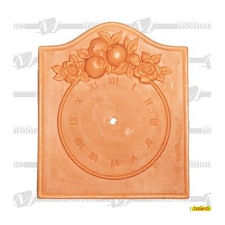 Reloj De Pared 21x27 Cm
