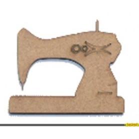 Silueta Maquina de coser 4,7x3,6CM