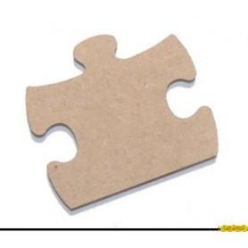 Silueta Pieza Puzzle 4,5x3,9cm
