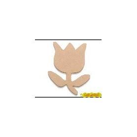 Silueta Tulipan 4x5cm