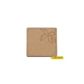 Silueta Etiqueta 4,5x4,7cm
