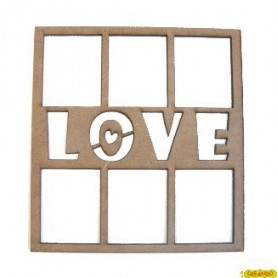 Marco Multiple Love 11,5x12,4cm