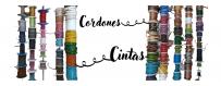 Cordones, cintas, tiras, hilos para crear complementos de bisutería